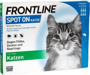 Spot On Katze Advantage