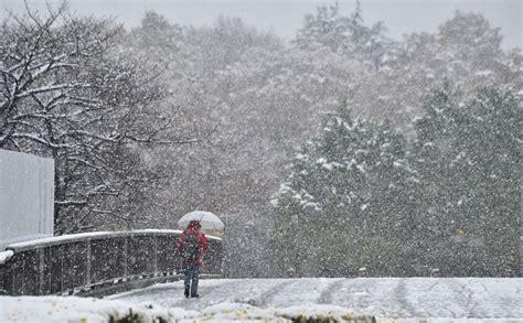 โตเกียว เจอหิมะแรกในเดือนพ.ย. ครั้งแรกในรอบ 54 ปี!! - ข่าวสด