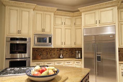 French Country Kitchen  Traditional  Kitchen Houston