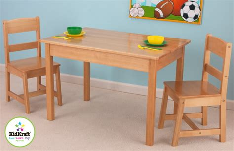 solid wood activity table new kids solid wood 2 39 x 3 39 activity table and two chairs