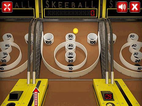 play skee ball    pogcom