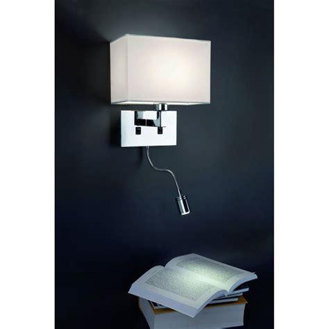applique liseuse chambre applique murale avec liseuse led luminaire faro