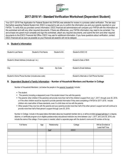 10+ Standard Worksheet Template  Pdf, Word, Excel  Sample Templates
