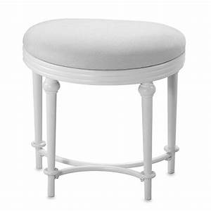 vanity stools and chairs hillsdale furniture dutton With bathroom vanity stools or chairs