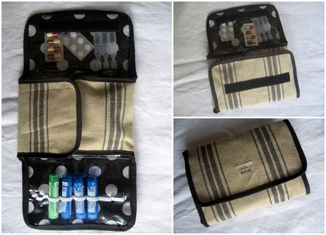 trousse de rangement pour sac trousse de secours ou de rangement pour sac 224 l atelier en bazar