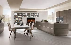 Offene Küche Ideen : offene k che bilder ideen und tipps f r die planung einer wohnk che k chenfinder ~ Watch28wear.com Haus und Dekorationen