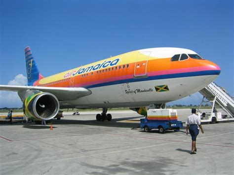 Air Jamaica  Jamaica's National Airline  Twitersong's Blog