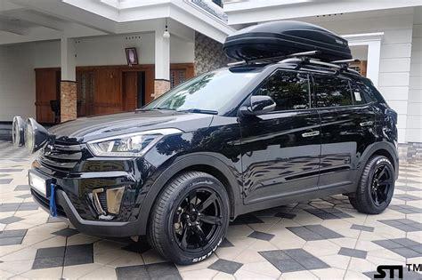 Hyundai Creta Customized, Gets Gloss Black Exterior - News18
