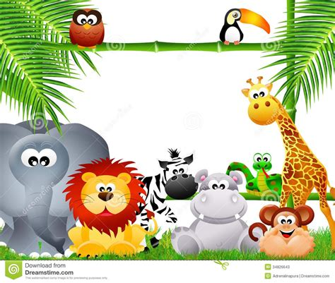Zoo Animal Wallpaper Borders - zoo clipart wallpaper pencil and in color zoo clipart