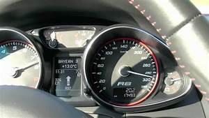Audi R8 V10 Spyder Top Speed - YouTube