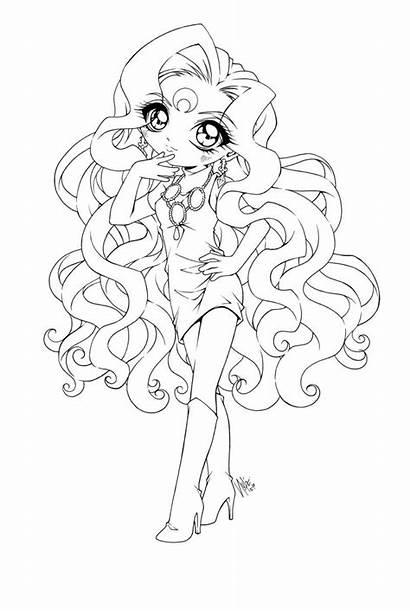 Deviantart Sureya Emerald Coloring Moon Sailor Pages