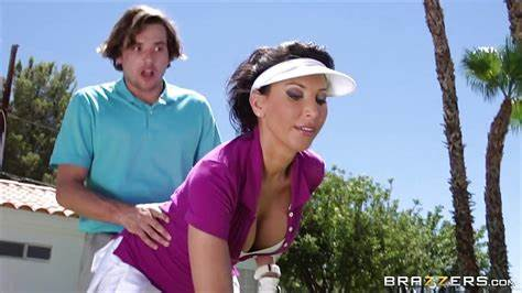 Slammed At A Golf Tourna Golf Honey Lezley Zen Penetration By Her Dolly