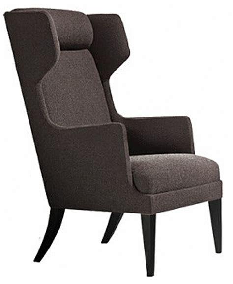 fauteuil logan bois haut dossier a2c droit assise fauteuil canap 233 pouf cabrio ref logan