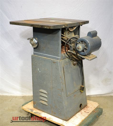 rockwell model 9 table saw rockwell delta table saw 5881 10 ebay