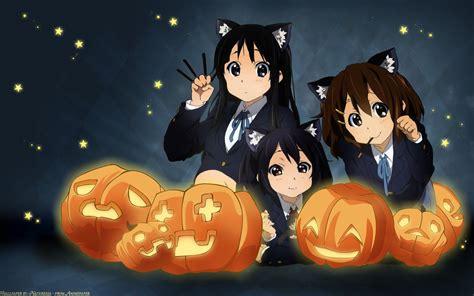 Halloween Anime Wallpapers  Wallpaper Cave