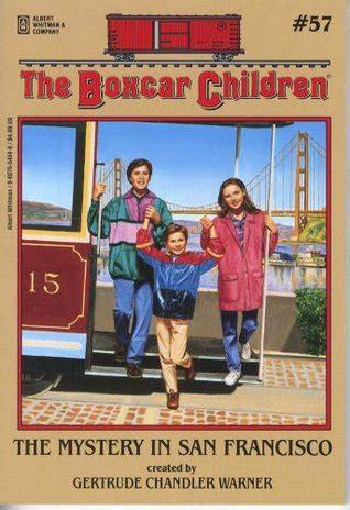 mystery  san francisco  boxcar children