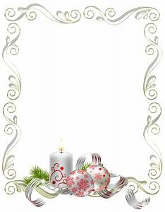 Large Transparent White and Gold Christmas Photo Frame ...