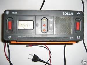 Bosch Lade Auto by Bosch Ladeautomat Batterie Laden Mit Bosch Ml1208e