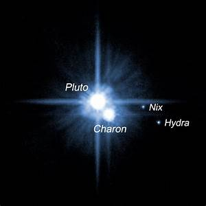 Pictures of Pluto