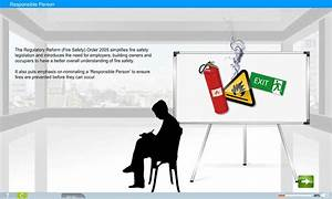 Fire Safety - Open Source e-learning for Business