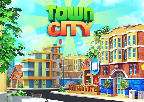 town city village building sim paradise game   money