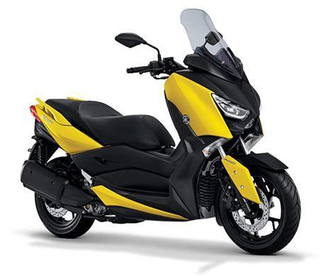 Modification Xmax 250 by Foto 4 Pilihan Warna Yamaha Xmax 250cc 2017 Ada Warna