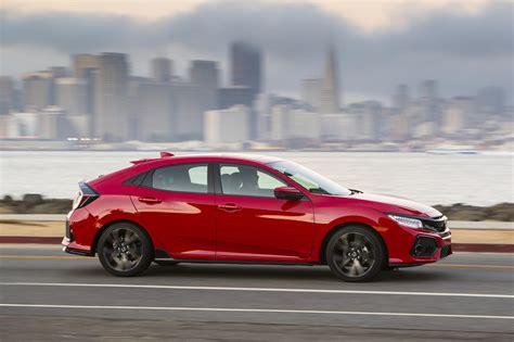 2017 Honda Civic Hatchback Arrives In America, Specs And