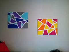Diy Wall Canvas Ideas by 30 Creative And Easy DIY Canvas Wall Art Ideas