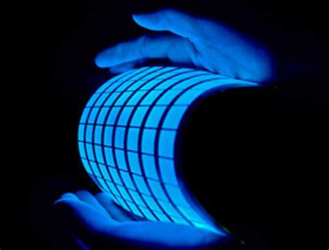 new light technology ge oled light printer cool