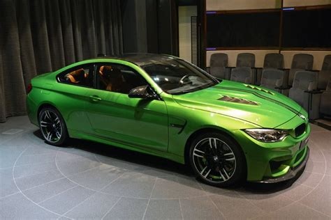 java green bmw java green bmw m4 is all kinds of custom