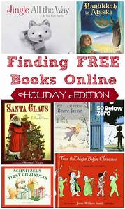 25 Free Christmas Books and Holiday Stories - Edventures ...