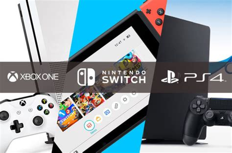Ps4 Vs Xbox Vs Nintendo Switch Gamers Will Be Shocked By