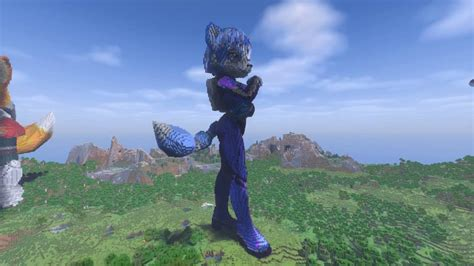 Minecraft Krystal Build