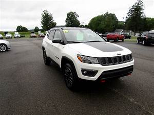Used 2019 Jeep Compass Trailhawk 4x4 For Sale In Norwich