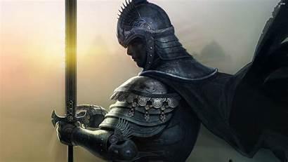 Knight Sword Medieval 4kt Knights Fantasy Wallpapers