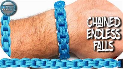 Paracord Bracelet Diy Endless Falls Designs Bracelets