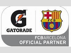 Gatorade nouveau Partenaire Officiel du FC Barcelone