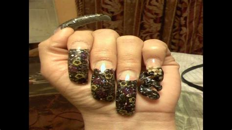 acrylic nails   youtube