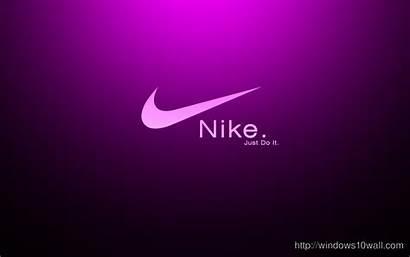 Nike Background Purple Laptop Windows Wallpapers Ppt