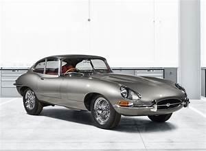 Jaguar Revives The Classic E
