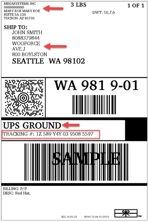 print ups shipping labels   woocommerce store