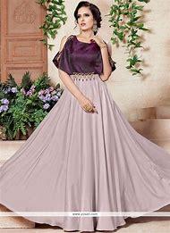 Lavender Gown Designer