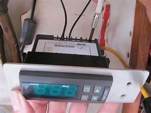 Refrigeration  Refrigeration Thermostat Wiring