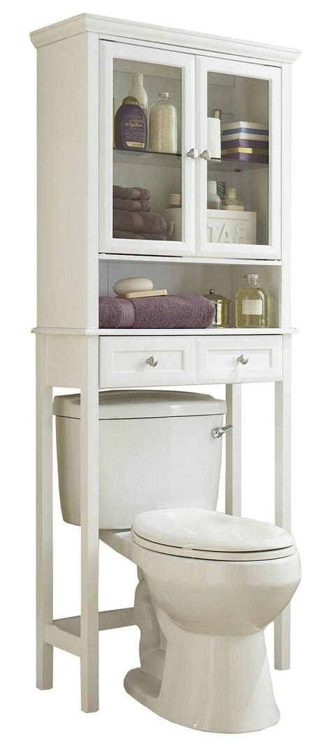 Wood Bathroom Etagere by Wooden Two Door The Toilet Bathroom Etagere Wd 4160
