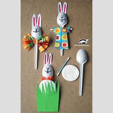 10 Fun And Easy Easter Crafts With Household Objects