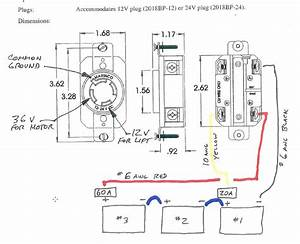 3 Prong Marinco Plug Wiring Diagram