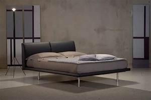 Bett An Der Decke Befestigen : etofea conjuguez confort et tendance dans la chambre coucher avec un lit design etofea ~ Bigdaddyawards.com Haus und Dekorationen