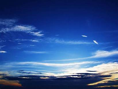 Sky Wallpapers Desktop Langit Backgrounds Foto Siang