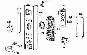 Panasonic Microwave Oven Parts
