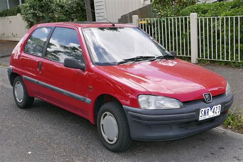 Peugeot Wiki by Peugeot 106